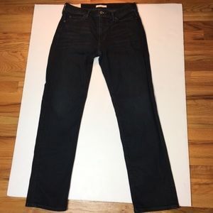 Abercrombie and Fitch classic straight jeans 30
